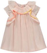 Chloé Sale - Percale Ruffle Dress