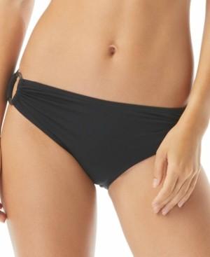 Carmen Marc Valvo O-Ring Hipster Bikini Bottoms Women's Swimsuit