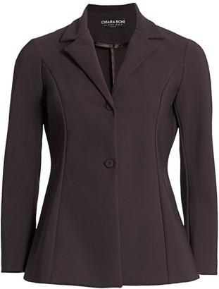 Chiara Boni Fedora Tailored Blazer