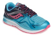 Saucony Girl's Ride 9 Sneaker