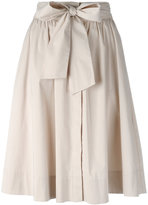 Steffen Schraut pleated skirt