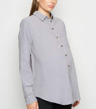 New Look Maternity Corduroy Shirt
