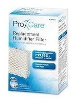 Sesame Street Pro Care Replacement Humidifier Filter PCWF813 For Use With Cool Mist Humidifiers Fits Models: ProCare PCCM-832N & Relion RCM-832N, Robitussin, Duracraft, & Many More (See List)