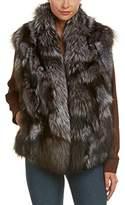 Vince Women's Fur Vest