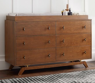 Pottery Barn Kids Lennox Extra Wide Dresser and Topper Set