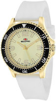 Seapro Tideway Womens White Silicone Strap Watch