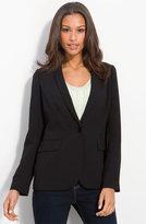 Halogen® One Button Jacket