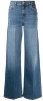 7 For All Mankind Lotta Soho flared denim jeans