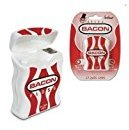 Accoutrements Waxed Bacon Floss (Pack of 2) by
