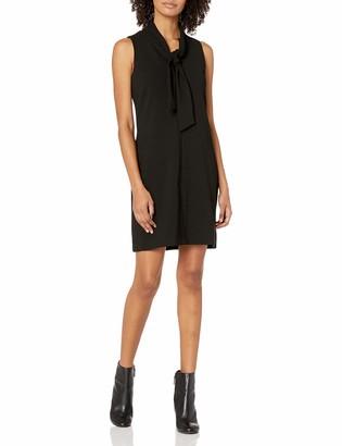 Sam Edelman Women's Sleeveless Scarf Shift Dress