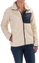 Burton Bombay Fleece Jacket - Full Zip (For Women)