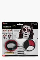 boohoo Day of the Dead Make Up Kit