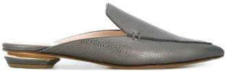 Nicholas Kirkwood 18mm Beya flat mules