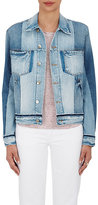 Frame Women's Nouveau Le Mix Denim Jacket
