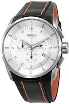 Breil Milano Men's Chronograph Leather Strap watch #BW0489