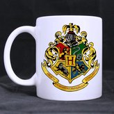 Custom Mugs Harry Potter Hogwarts School Customized Personalized Coffee Mugs Beer Mug Ceramic Water Cups Office Home Cup 11 OZ Two Sides Printed