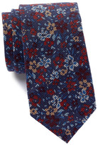 Ben Sherman Floral Tie