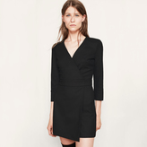 Maje Playsuit with optical illusion effect
