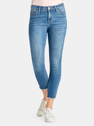 Sam Edelman The Kitten Mid Rise Cropped Skinny Jean