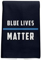 Old Glory 4th of July Police Blue Lives Matter Thin Blue Line Navy All Over Sport Towel