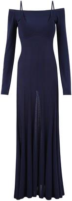 Jacquemus Off Shoulder Maxi Dress