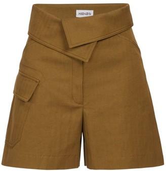 Kenzo Utility Shorts