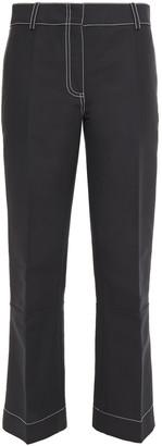Marni Cotton Straight-leg Pants