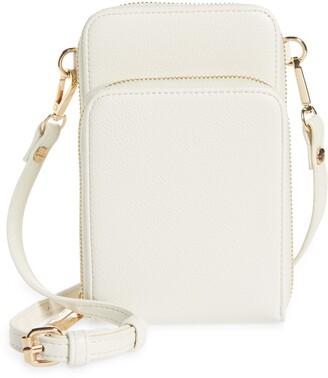Mali & Lili Jo Vegan Leather Wallet on a Strap
