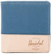 Herschel Kenny Canvas Leather Wallet
