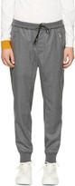 3.1 Phillip Lim Grey Tapered Lounge Pants