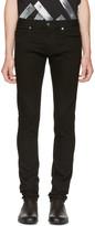 Versace Black Cory Skinny Jeans