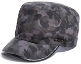John Varvatos Military Cap
