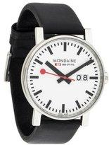 Mondaine Evo Big Date Watch