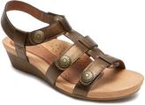 Bronze Leather Harper Gladiator Sandal