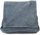 Guidi light-wash backpack - unisex - Horse Leather - One Size