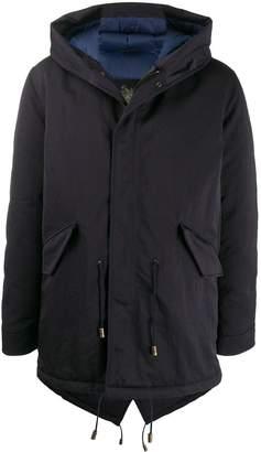 Mr & Mrs Italy hooded coat