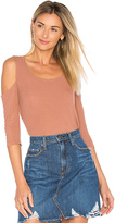 Michael Lauren Renzo Scoop Neck Tee