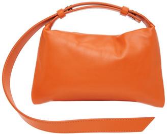 Simon Miller Orange Mini Puffin Bag