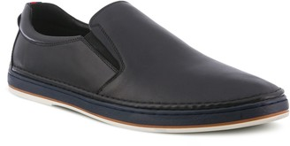 Spring Step Men's Leather Slip-Ons - Lugano