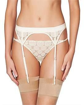 Heidi Klum Intimates Olivia Dawn Suspender Belt