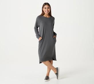 zuda Petite Z-Knit Sneaker Dress