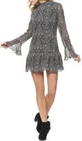 Dex Bell Sleeved Dress