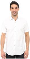 Robert Graham Seven Wonders Short Sleeve Shirt