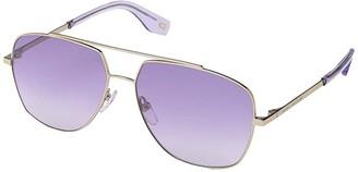 Marc Jacobs MARC 271/S (Lilac/Smoke Gradient) Fashion Sunglasses