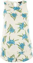 Topshop Botanical Camisole & Shorts Pyjama Set