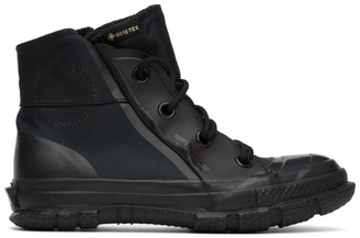 Converse Black Chuck Taylor MC18 High-Top Sneakers