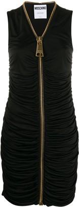 Moschino Gathered Detail Dress