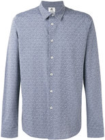 Paul Smith allover dices print shirt - men - Cotton - XS