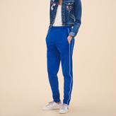 Maje Sportswear-inspired trousers