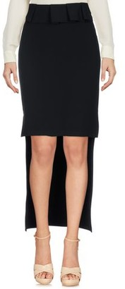 SPACE SIMONA CORSELLINI Knee length skirt